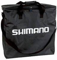 Сумка Shimano Net Bag Double 60x60x15cm (для садка и головы подсаки) ц:черный