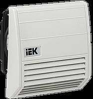 Вентилятор с фильтром 55 м3/час IP55 ІЕК [YCE-FF-055-55] ИЕК