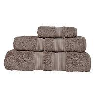Махровое полотенце 100х180 бамбук/хлопок London CASUAL AVENUE WARM GREY