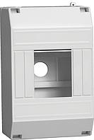 Бокс КМПн 1/4 для 4-х автоматических выключателей наружной установки ІЕК [MKP31-N-04-30-135] ИЕК