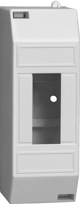 Бокс КМПн 1/2 для 1-2-х автоматических выключателей наружной установки ІЕК [MKP31-N-02-30-252] ИЕК