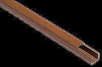 Кабель-канал магістральний 12х12 ЕЛЕКОР Дуб (120м) ІЕК [CKK10-012-012-1-K24]