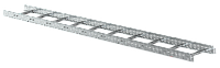 Лоток сходовий 80х300х3000-1,2 ІЕК [LLK1-080-300]
