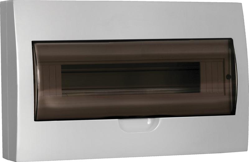 Бокс ЩРН-П-18 модулів навісний пластик IP41 LIGHT ІЕК [MKP12-N-18-40-10-L]