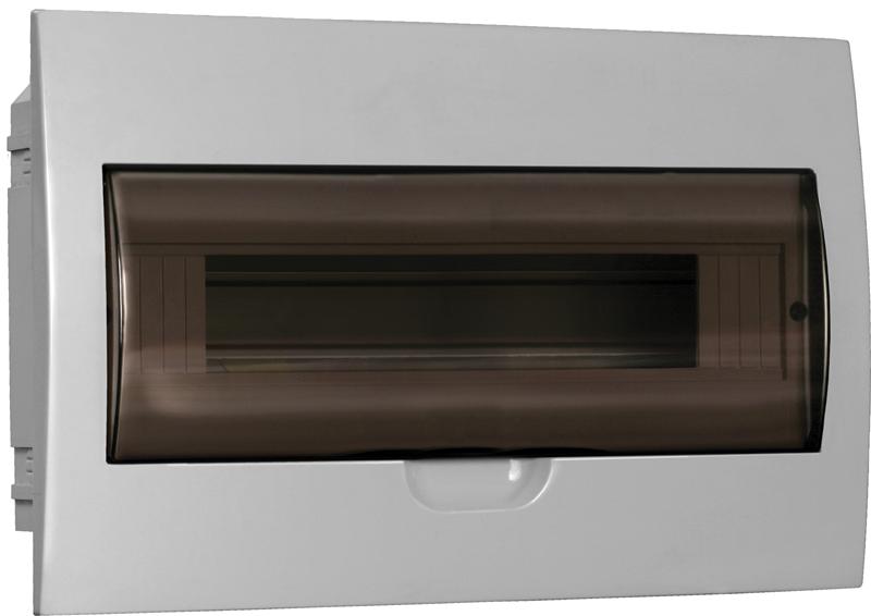 Бокс ЩРВ-П-18 модулів вбудовується пластик IP41 LIGHT ІЕК [MKP12-V-18-40-10-L]