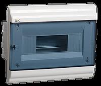 Бокс ЩРВ-П-9 модулів вбудовується пластик IP41 prime ІЕК [MKP82-V-09-41-20]