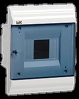 Бокс ЩРВ-П-4 модуля вбудовується пластик IP41 prime ІЕК [MKP82-V-04-41-20]