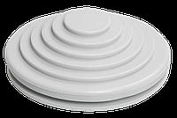 Сальник d=20мм (Dотв.бокса 22мм) серый ІЕК [YSA40-20-22-68-K41] ИЕК