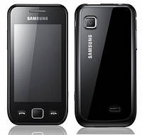Корпус для Samsung Wave S5250 - оригинал (черный)