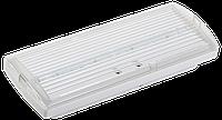 Светильник аварийный ДПА 5030-1 постоянного действия NI-CD 1ч IP20 ІЕК [LDPA0-5030-1H-K01] ИЕК