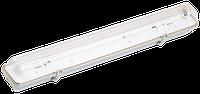 Светильник пылевлагозащищенный ЛСП3901 ABS/PS 1х18Вт IP65 ІЕК [LLSP2-3901-1-18-K03] ИЕК