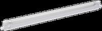 8w, 230v, IP20, T4/G5, 397 х 43 мм, ЕПРА, Світильник стельовий, ЛПО2004B ІЕК [ LLPO0-2004B-1-08-K01]