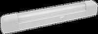 10w, 230v, IP20, T8/G13, 395 х 66 мм, ЕПРА, Світильник стельовий, ЛПО3011 ІЕК [ LLPO0-3011-1-10-K01]