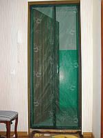 "Сетка на магнитах ""Stopmoskit"" зелёная"