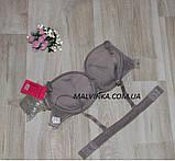 Бюстгальтер пуш-ап   FUBA  силиконовая спина,разные цвета,размер 75,80,85В  арт 720, фото 7