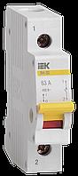Выключатель нагрузки (мини-рубильник) ВН-32 1Р 25А ІЕК [MNV10-1-025] ИЕК