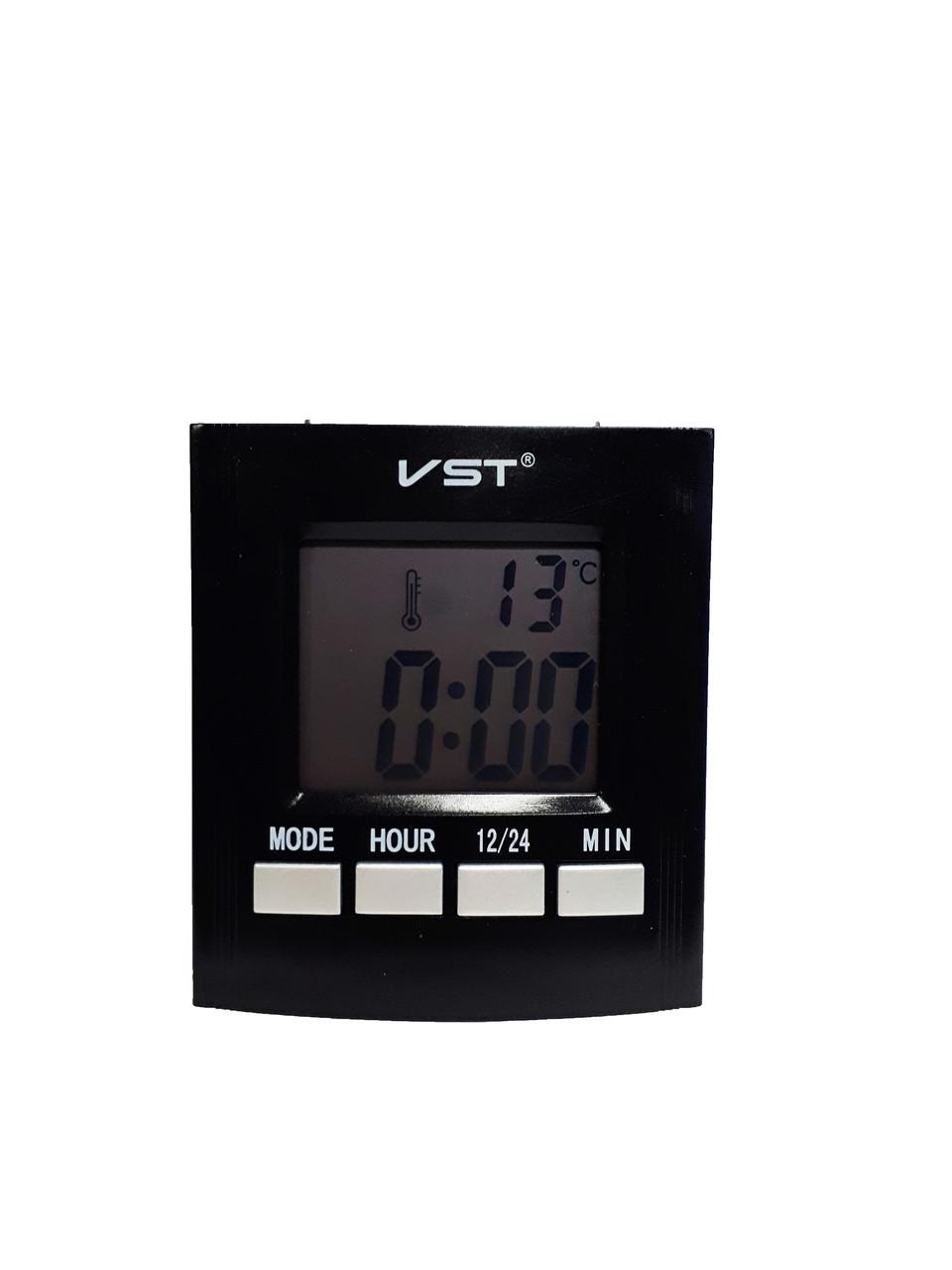 Будильник настольный говорящий VST-7027