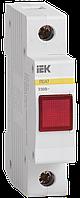 Сигнальная лампа ЛС-47 неон красная ІЕК [MLS10-230-K04] ИЕК