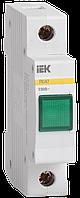Сигнальная лампа ЛС-47 неон зеленая ІЕК [MLS10-230-K06] ИЕК