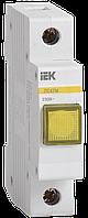 Сигнальная лампа ЛС-47М матрица желтая ІЕК [MLS20-230-K05] ИЕК