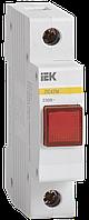 Сигнальная лампа ЛС-47М матрица красная ІЕК [MLS20-230-K04] ИЕК