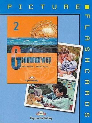 Grammarway 2 Flashcards, фото 2