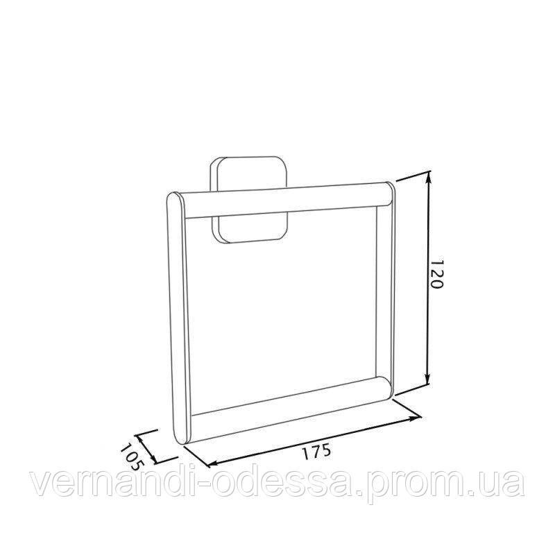 GF Italy (CRM)/S- 2704 кольцо для полотенца