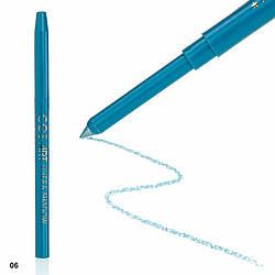 ART Контурный механический карандаш для глаз и губ № 06 Peacock Blue (нежно-голубой)