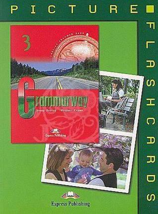 Grammarway 3 Flashcards, фото 2