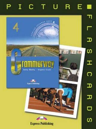 Grammarway 4 Flashcards, фото 2