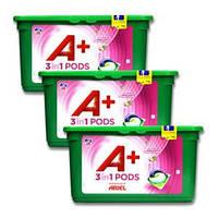 Капсулы для стирки Ariel Pods универсальные   2 х 38 - 76 стирки