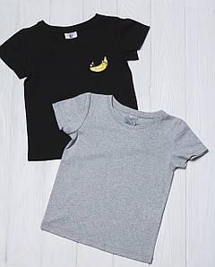 Комплект детских футболок из 2 шт. Бананчик