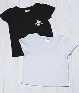 Комплект футболок для ребенка из 2 шт. Олень