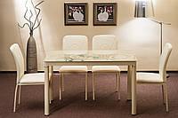 Стол кухонный Damar 100х60 крем SIGNAL