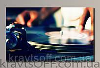 "Картина на холсте ""DJ Max"" ( 54х88 см )"