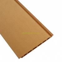 Сайдинг из древесно-полимерного композита  HOLZDORF 165х13х3000 мм Браш  * бук