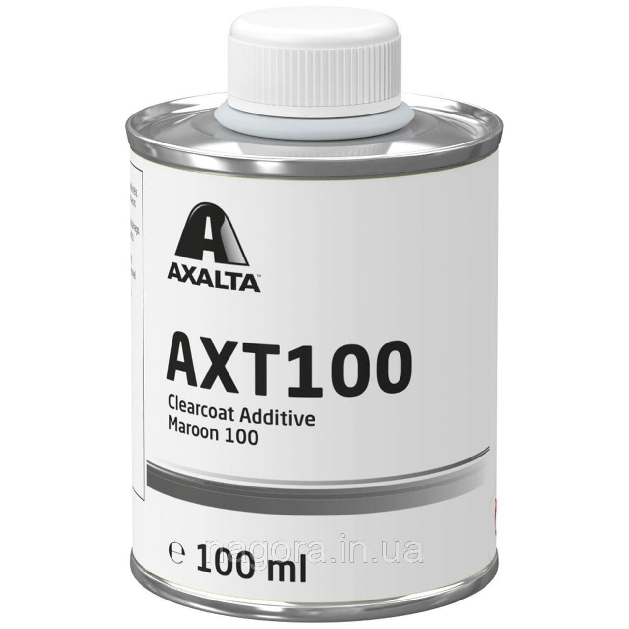 Добавка в лак Axalta Clearcoat Additive AXT102 Red (100мл)