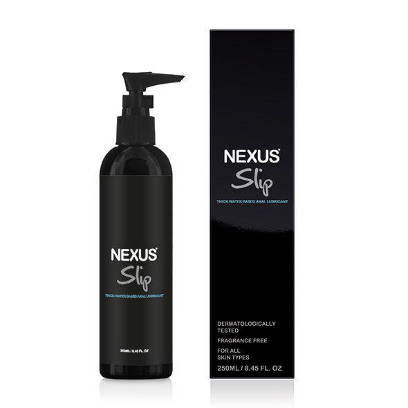 Анальный лубрикант на водной основе Nexus Slip Anal, 250 мл