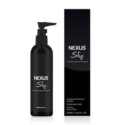 Анальный лубрикант на водной основе Nexus Slip Anal, 250 мл , фото 2