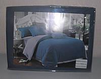 Двухспальное постельное белье однотонное поплин (F-625)