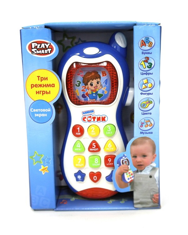 Развивающая игрушка сотик