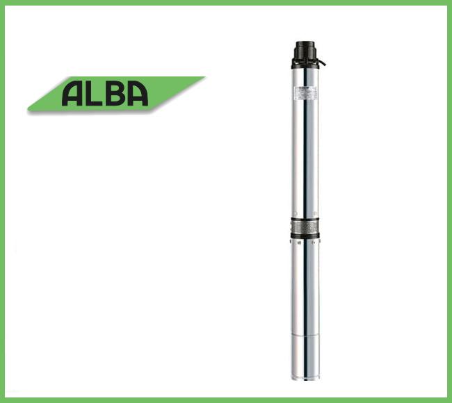 Погружной глубинный насос  *ALBA* SDM 100 QGD 6-30/8-0.75