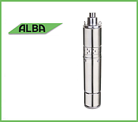 Погружной глубинный  насос  *ALBA* 4SQGD 1.2-50-0.37