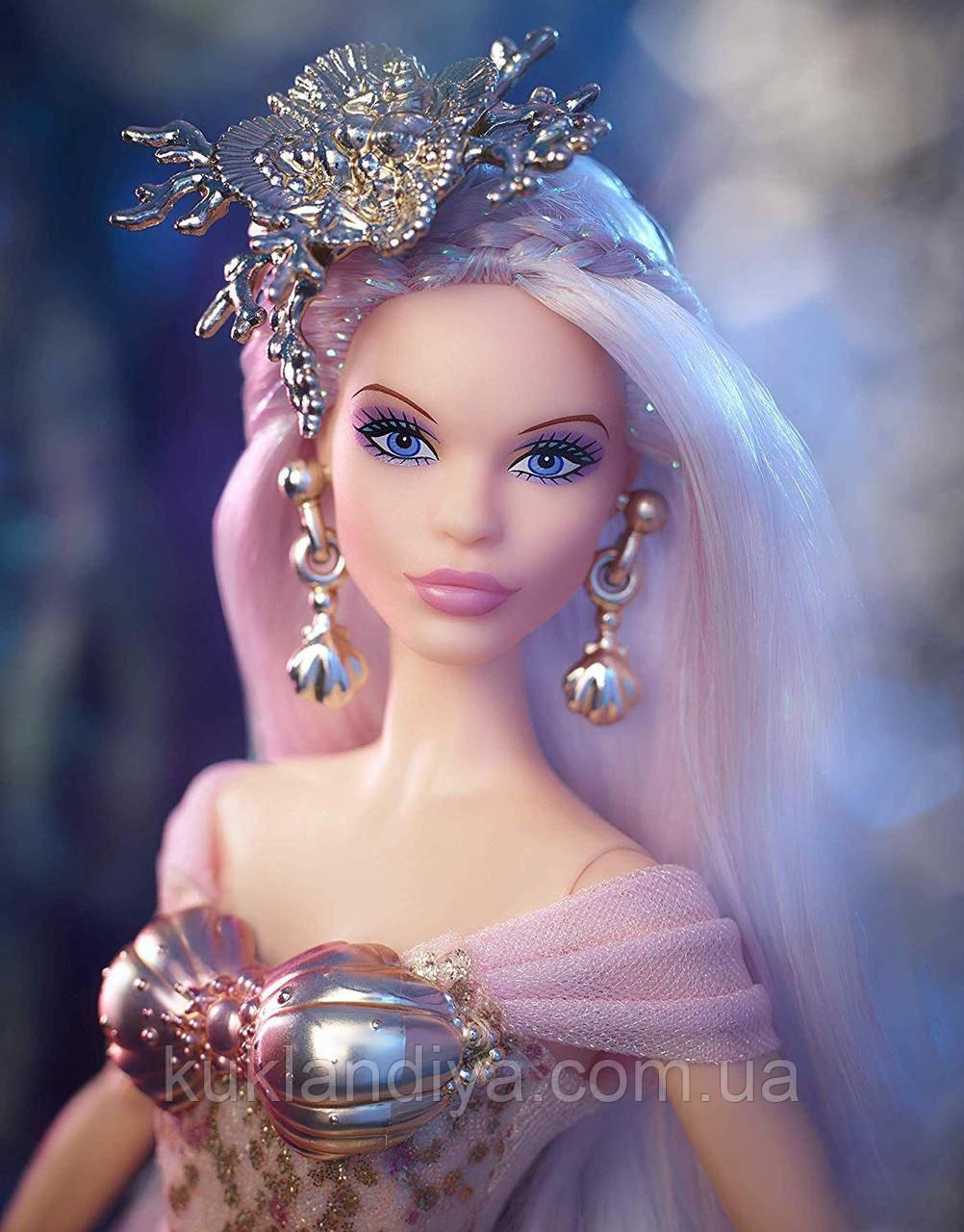 Коллекционная Барби русалочка Barbie Mermaid Enchantress ...