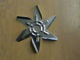 Крыльчатка для вентилятора духовки Beko 116100007