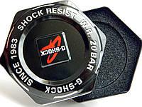 Подарочная коробка для часов Casio G-Shock - металл, многогранная, фото 1
