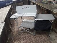 Раскладная полевая кухня НПО Кедр малая