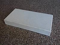 Плитка керамическая противоскользящая белая 250х120х30 мм