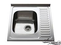 Кухонна мийка MILANO 600