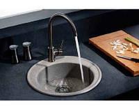 Гранітна кухонна мийка ROUND 1